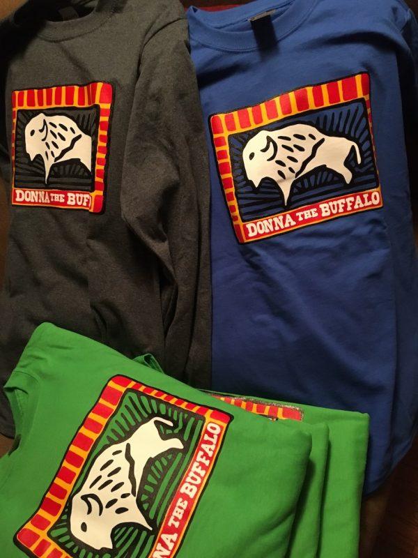 Donna The Buffalo Shirt