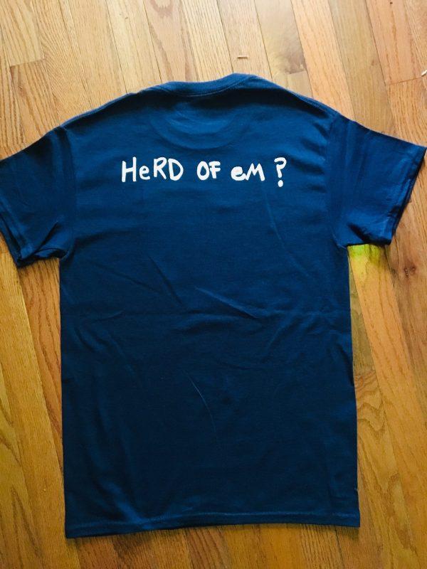 Donna The Buffalo T-Shirt