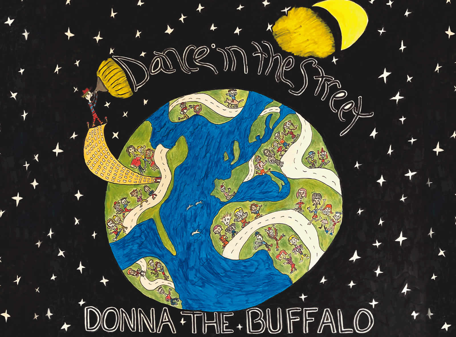 Donna The Buffalo Dance In The Street cover