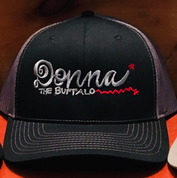 Donna The Buffalo Hat