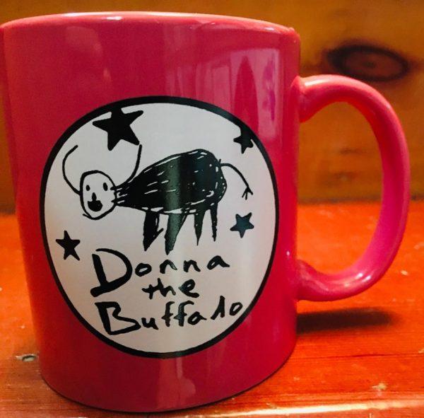 Donna The Buffalo Mug