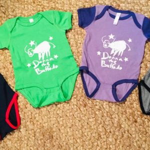 Donna The Buffalo 18 Month Onsie