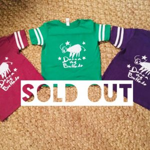 Donna The Buffalo Toddler Shirts Sold Out