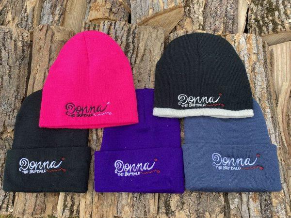 Donna The Buffalo Winter Hats